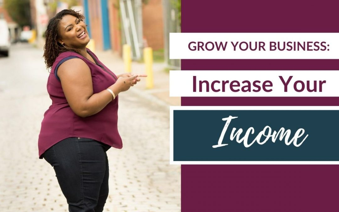 Black Woman CEO: Grow Your Business | Increase Your Income
